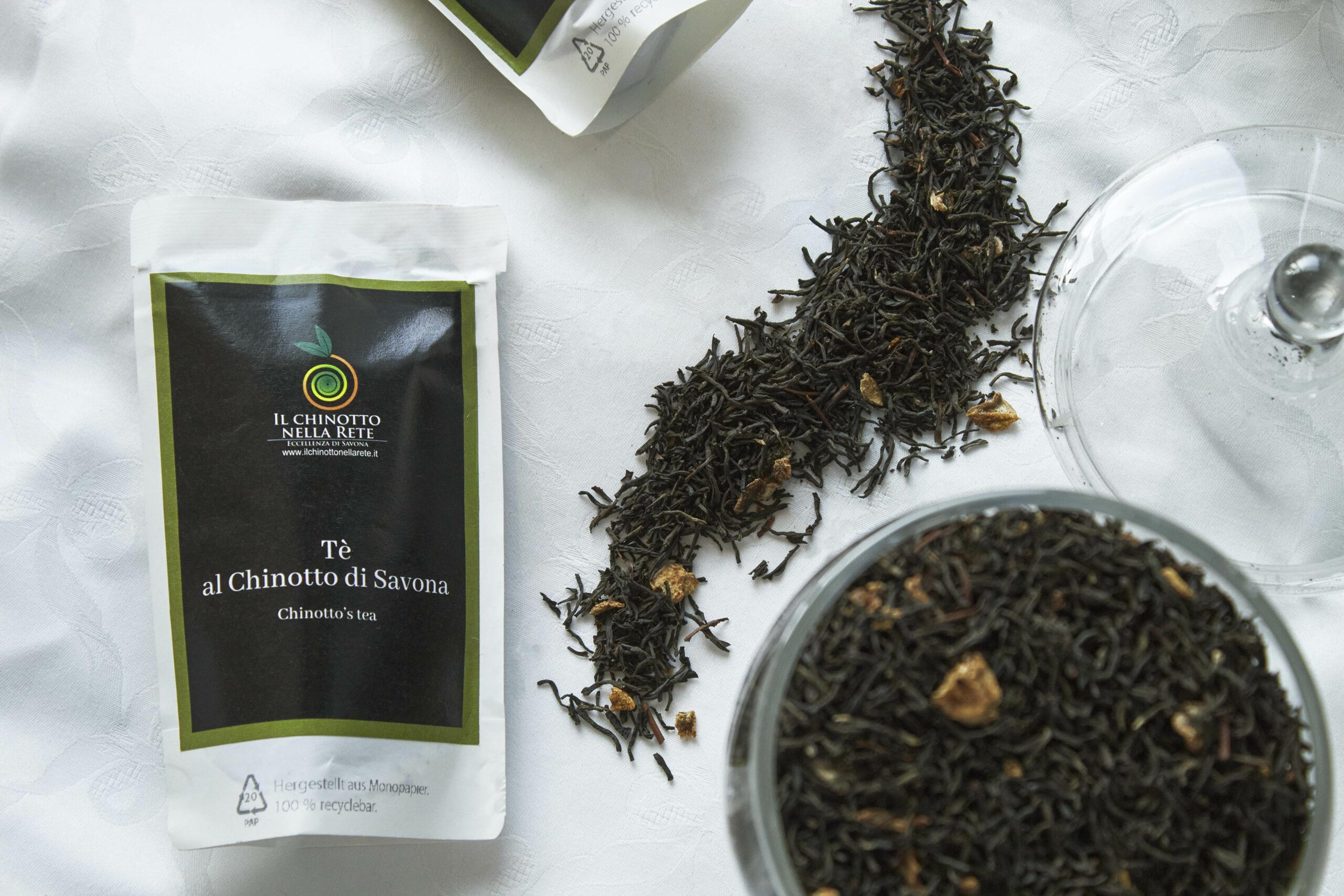 Tè al chinotto